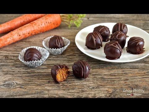 Carrot Cake Truffles (Paleo, gluten-free, dairy-free, Vegan)