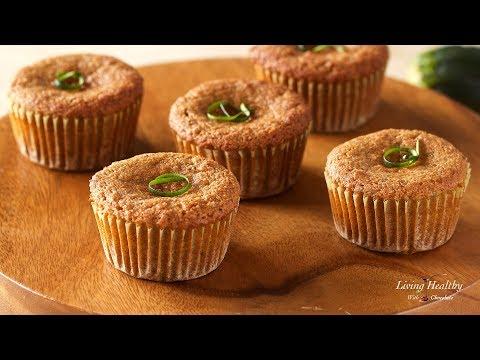 Zucchini Muffins Recipe (Gluten/Grain/Dairy-free, Paleo)