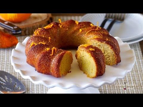 ORANGE CAKE (Gluten-free, Paleo, Keto)