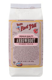 Arrowroot flour