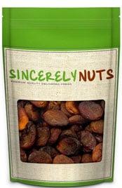 Unsweetened, Unsulfured Dried Apricots