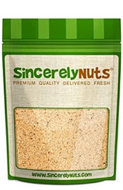 package of sincerely nuts hazelnut flour