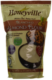 bag of blanched almond flour