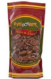 bag of we got nuts raw pecans