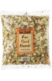 Raw Sliced Almonds