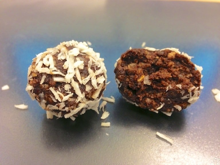 Low-carb Chocolate Truffles
