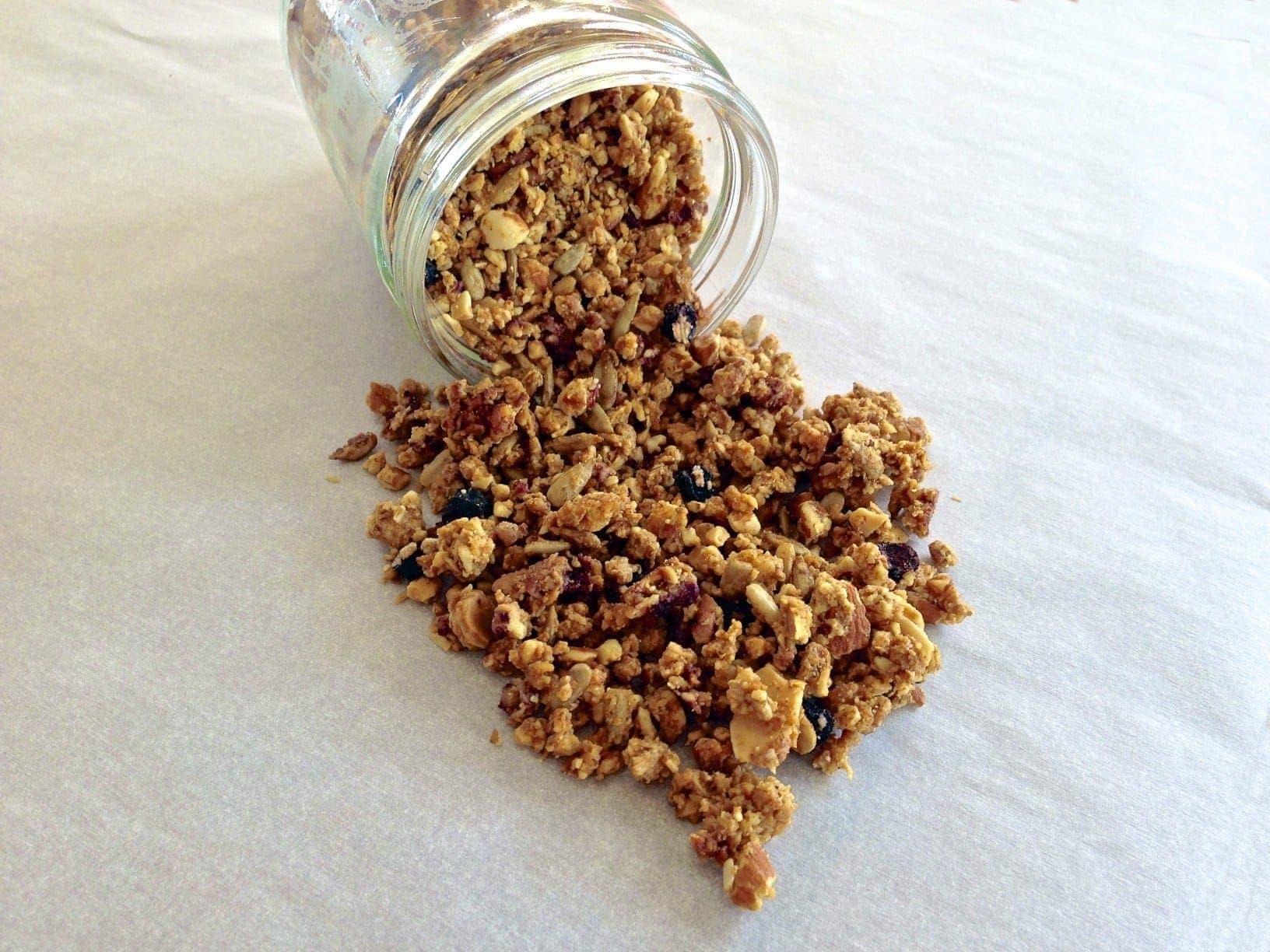 Clean Food Granola Recipe
