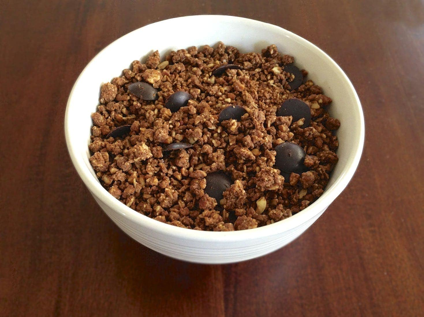 Clean Food Granola Recipe