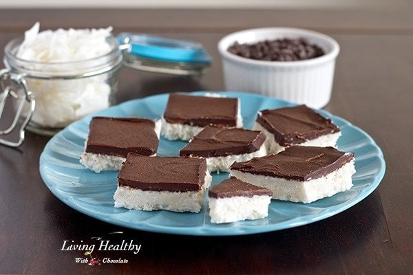 Super Simple Coconut Bark