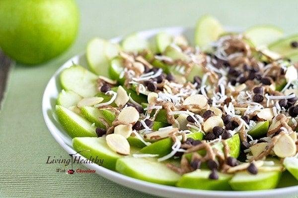 Paleo Apple Nachos