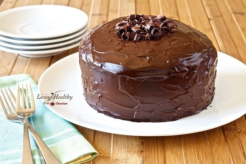 Paleo Chocolate Cake Recipe Grain Gluten Dairy Free
