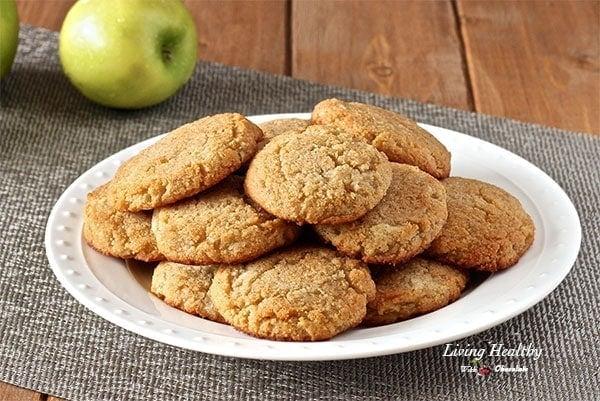 Apple Cinnamon Cookies (Paleo, Gluten-free, Vegan) by # ...