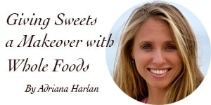 About Adriana Harlan - Living Healthy With Chocolate