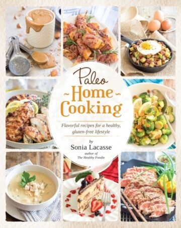 cover of Paleo Home Cooking cookbook
