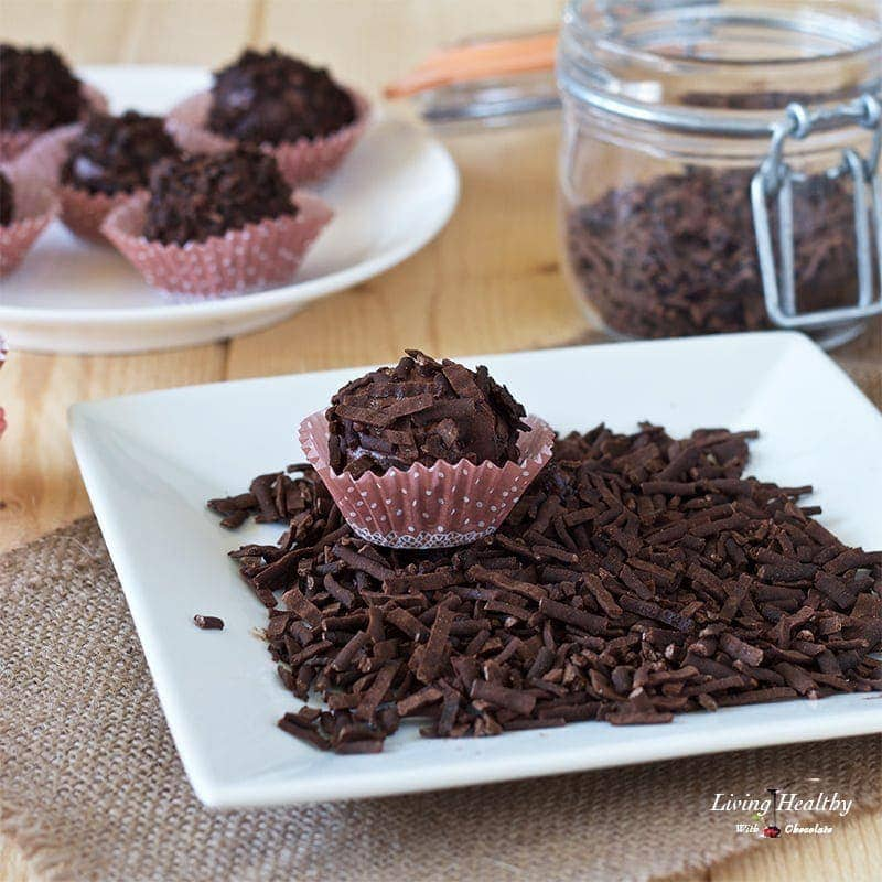 Homemade Chocolate Sprinkles (refined sugar-free, Paleo) - This ...