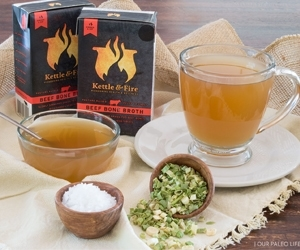 Kettle & Fire Organic Bone Broth