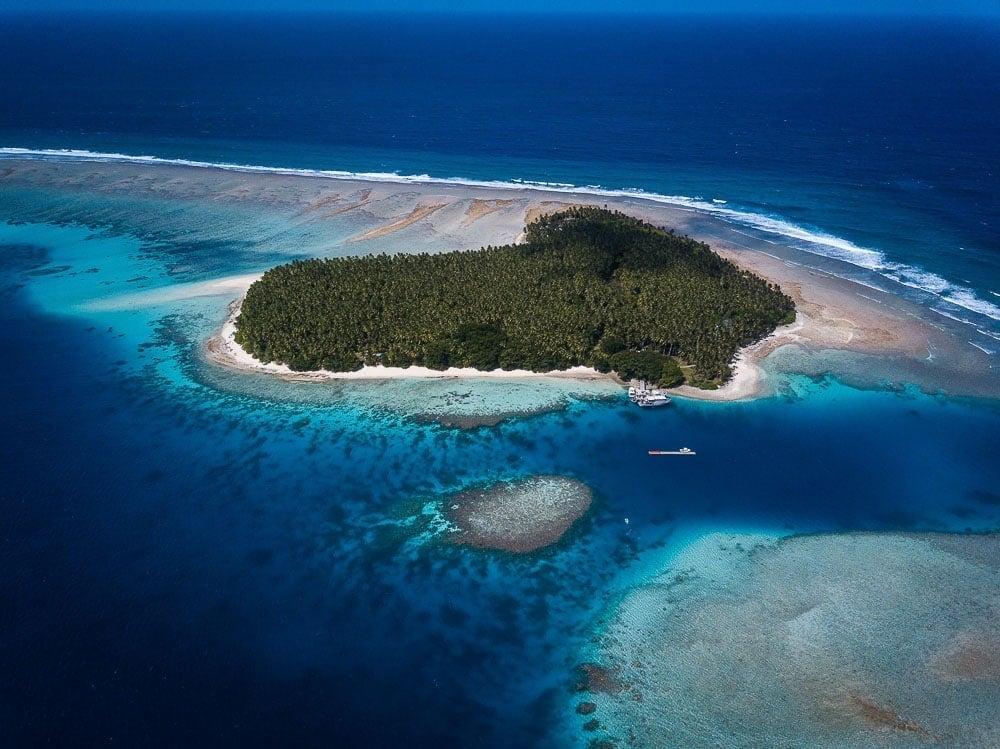 Beran, Marshall Island