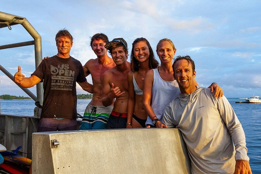 Marshall Islands surf trip 2019